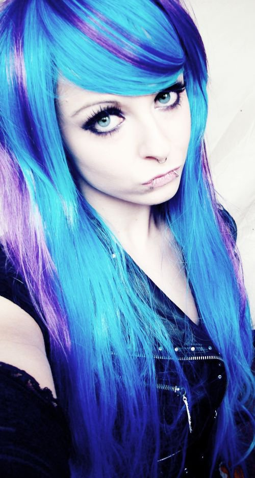Prime 1000 Images About Hair Styles On Pinterest Emo Girls My Hair Short Hairstyles Gunalazisus